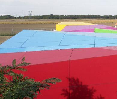 AIR设计法国Pierrelaye儿童康乐中心2