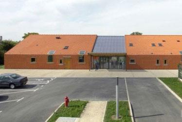 AIR设计法国Pierrelaye儿童康乐中心5