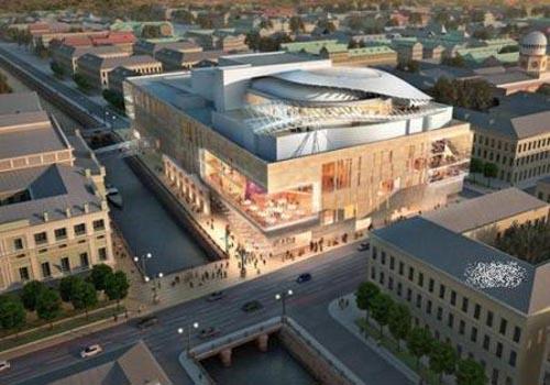 俄罗斯圣彼得堡新剧院1
