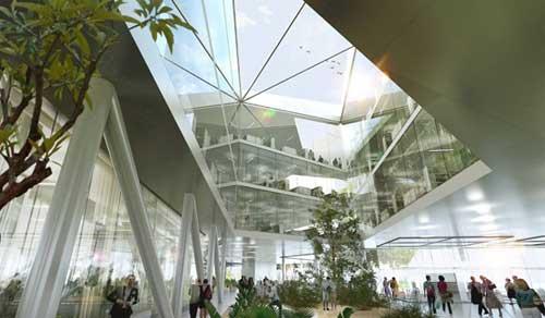BIG设计塔林新市政厅3