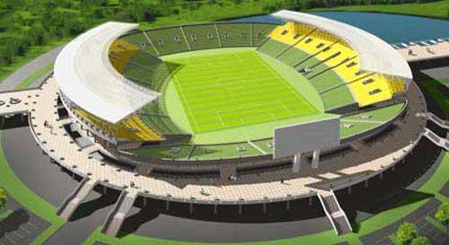 奥体中心体育场1