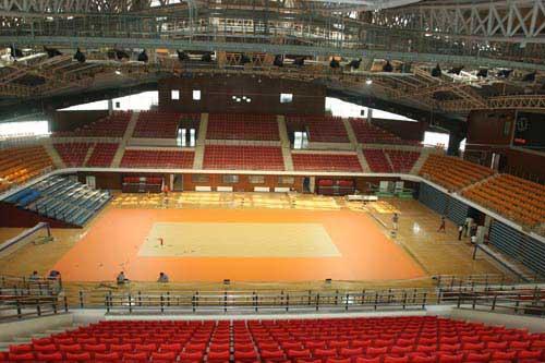 北京理工大学体育馆