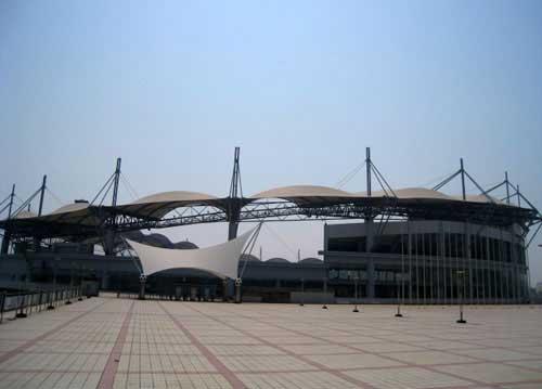 秦皇岛奥体中心体育场