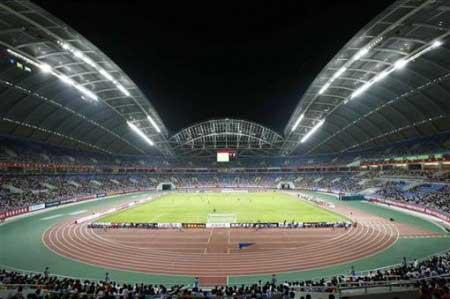 沈阳奥林匹克体育中心3