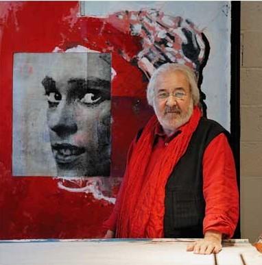 瑞士知名设计师、艺术家和画家普杰先生(Roger Pfund)