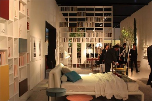 2010米兰国际家具展实况四5