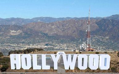 荷兰建筑师提议将好莱坞巨型招牌改造成饭店1