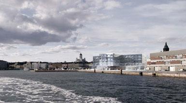 赫尔佐格&德默隆的饭店计划被赫尔辛基市议会否决2