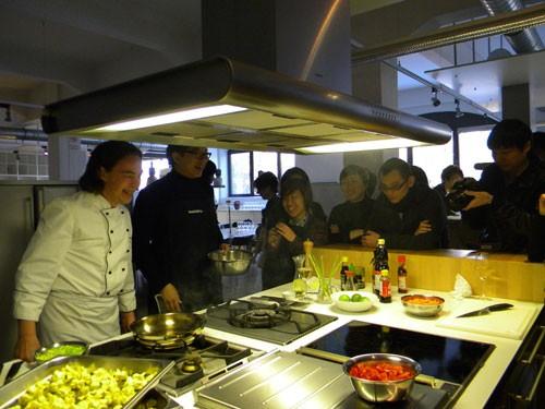 第9天 参观Gaggenau,高超厨艺的传奇色彩1