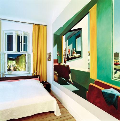 与艺术相拥入眠-Art Luise Kunsthotel艺术酒店2