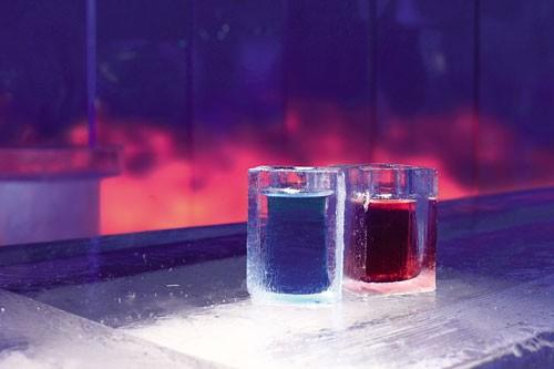 冰的旅程-Ice Hotel