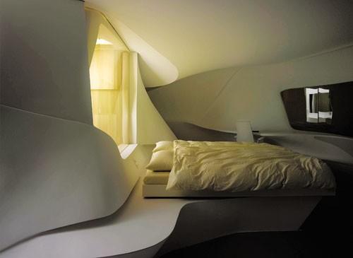 给思想一个翱翔的宇宙-Future Hotel 1