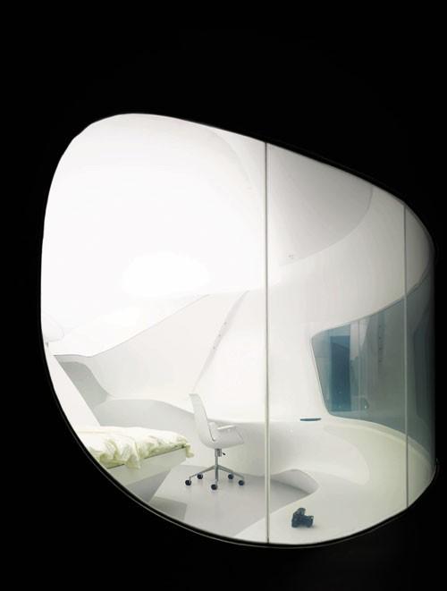 给思想一个翱翔的宇宙-Future Hotel 3