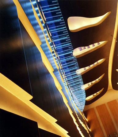 Albert Abut事务所设计日本Hakuju音乐厅1