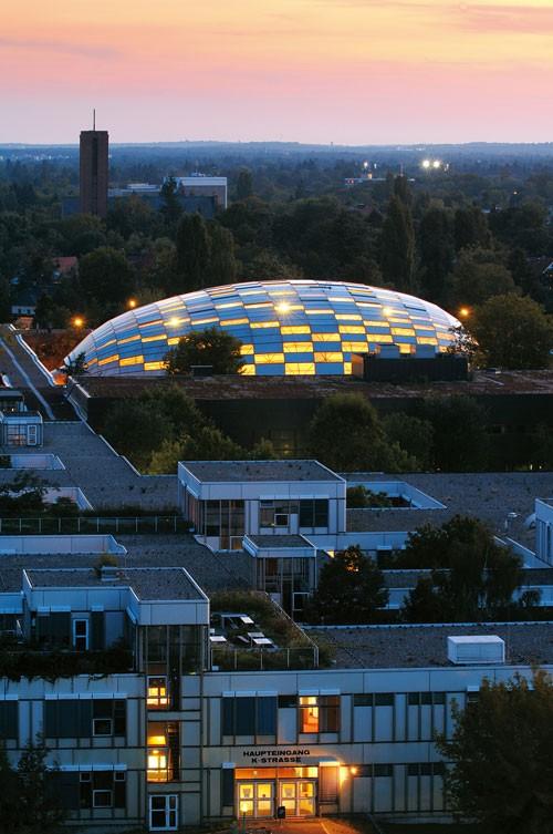 柏林自由大学图书馆2