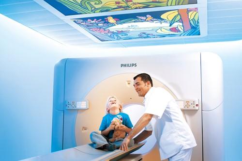 飞利浦医疗照明与产品-卢舍仑儿童综合医院