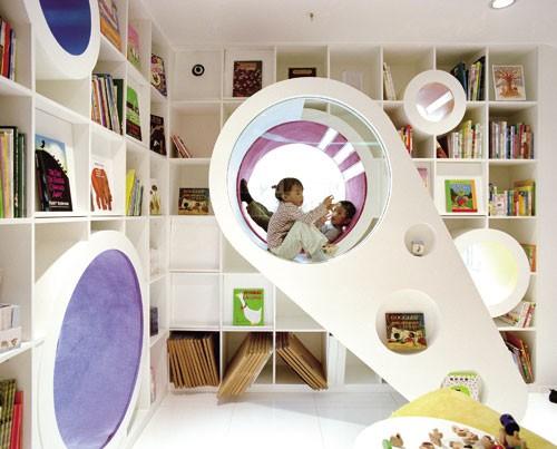 北京蒲蒲兰绘本馆1