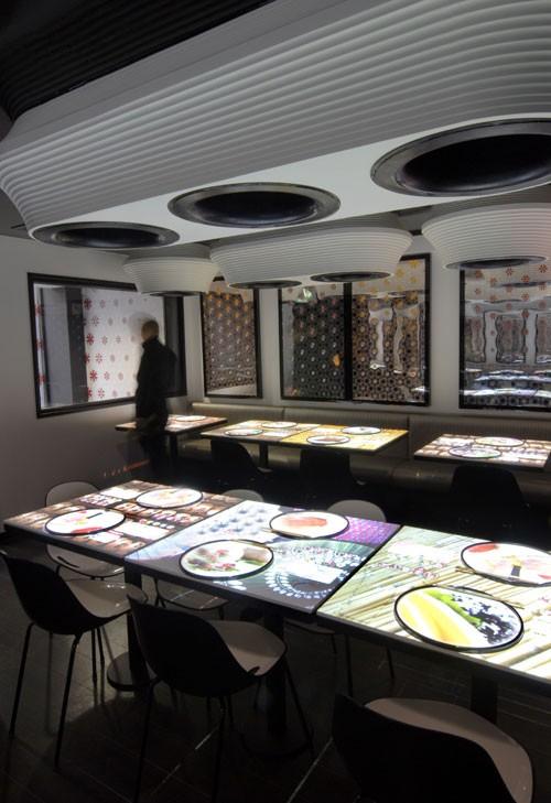 纽约Inamo餐厅 1
