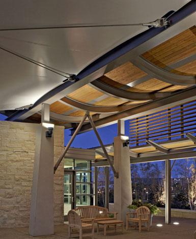 美国宾州大学植物园一期工程完成_美国室内设计中文网