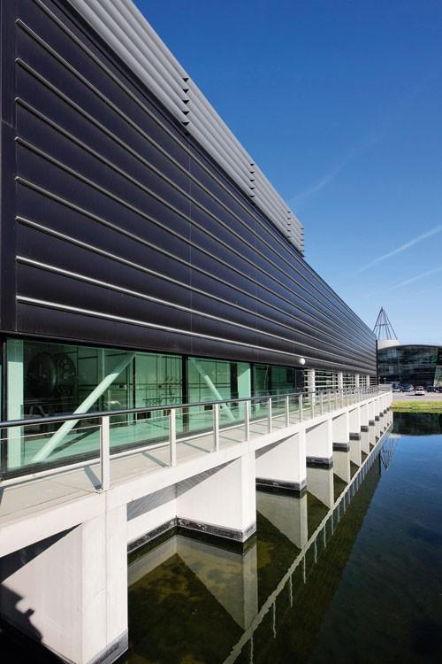 新工业建筑——纳米实验楼1