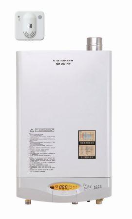 a.o.史密斯冷凝燃气热水器真正安全节能