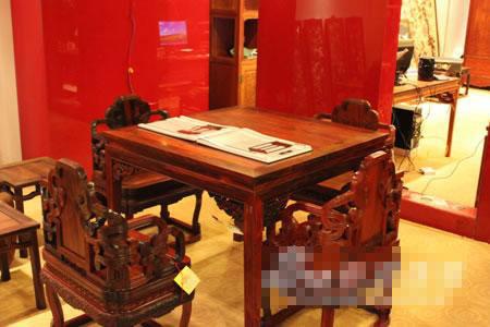 连天红家具:中式宫廷,红木家具