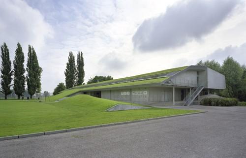 法国亚眠足球场设计_美国室内设计中文网
