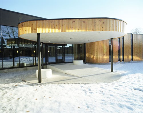 奥斯陆国际学校_美国室内设计中文网