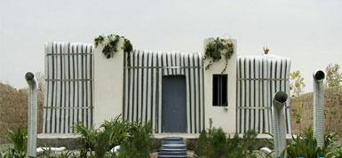 Alireza Assadpour在伊朗卡拉奇规划一座私家房子1