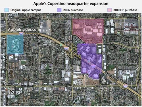 """修建大师Norman Foster将打造新苹果园区-""""苹果城""""1"""
