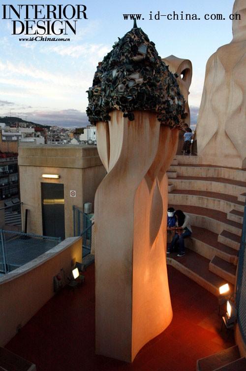 西班牙之旅---高迪建筑观感小记3