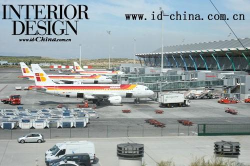 马德里机场感想3