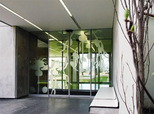 danilo kocjan设计儿童康复中心_美国室内设计中文网