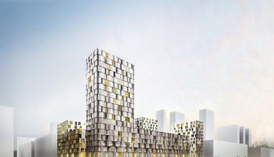 莫斯科a101城市街区设计竞赛揭晓