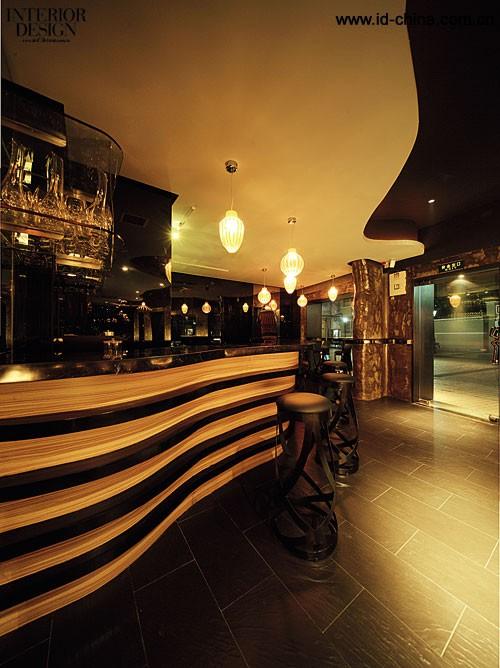 CROX阔合设计上海La Lé 红酒吧01