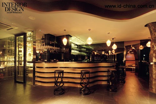 CROX阔合设计上海La Lé 红酒吧02