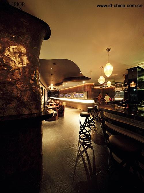 CROX阔合设计上海La Lé 红酒吧03