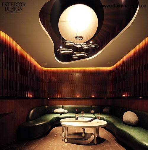 CROX阔合设计上海La Lé 红酒吧07