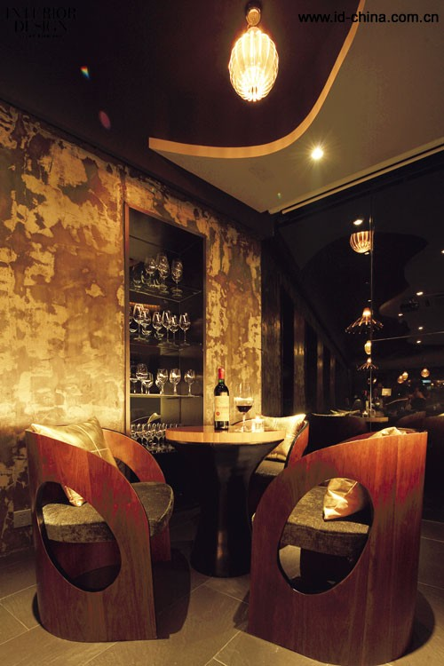 CROX阔合设计上海La Lé 红酒吧09
