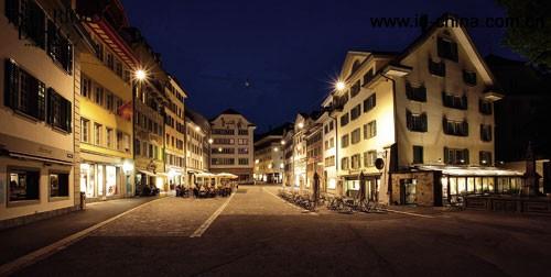 瑞士卢塞恩市