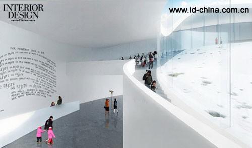 big建筑事务所格陵兰国家美术馆设计方案