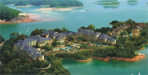 建国饭店落户杭州千岛湖——千岛湖润和建国度假酒店即将开业