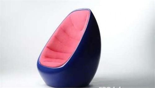 rashid:蛋壳型椅子设计