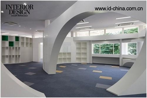 东京圣心国际学校_美国室内设计中文网