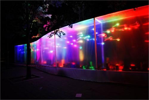 """2011""""创意点亮北京""""国际灯光艺术节"""