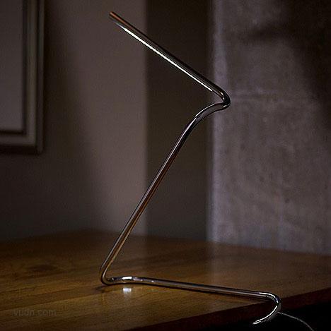 首頁 產品中心 品牌空間 03回形針papercliplamp臺燈設計