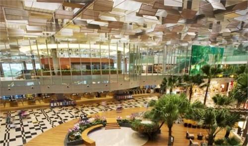 樟宜机场设计_美国室内设计中文网
