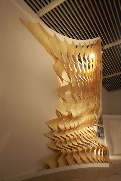 装置艺术作品 anisotropia_美国室内设计中文网