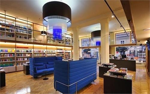 书店功能分区设计