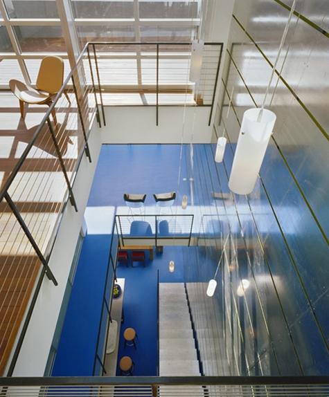 美国:狭长型住宅_美国室内设计中文网